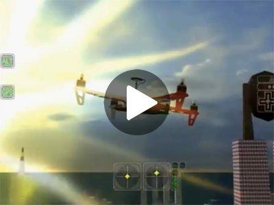 Drone Simulator - AeroSIM-RC